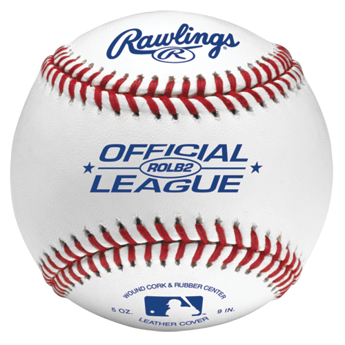 RAWLINGS ROLB2 Official League Practice Ball